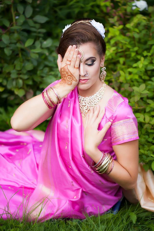 hennatatto mehndi makeupartist henna vizazista chomutov indiaprincess