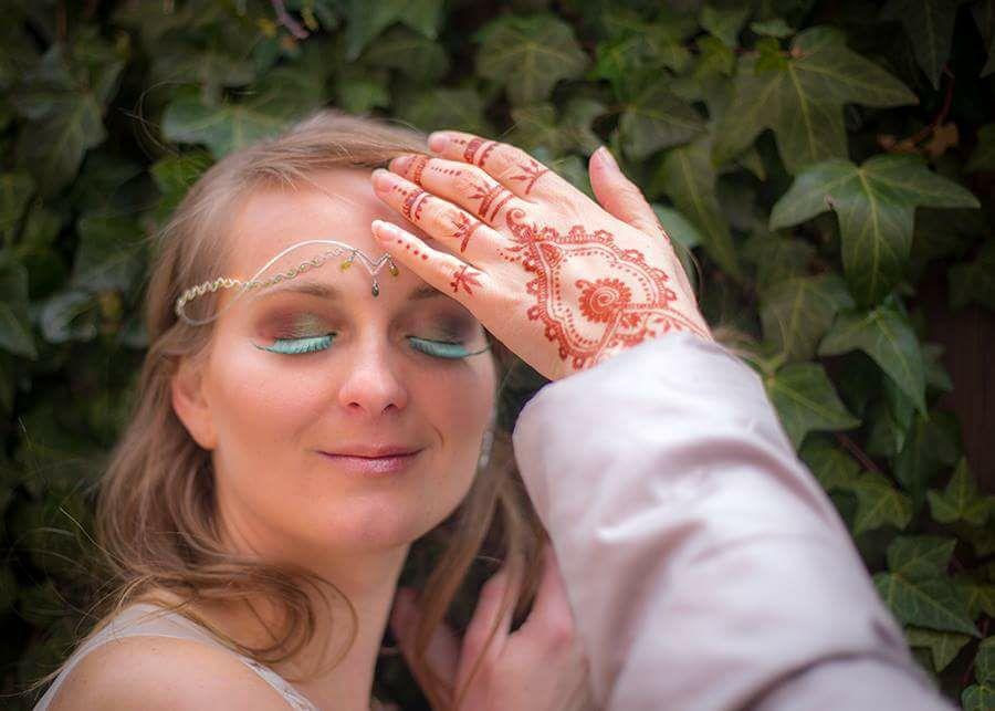 mehndi hennatatto henna vizazistka chomutov makeupartist makeupart